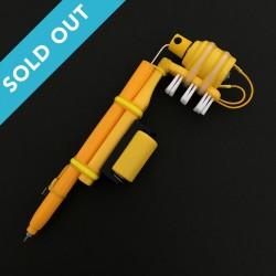 Yellow Toothbrush Handmade...