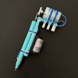 Light Blue Toothbrush...