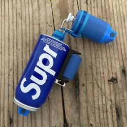 Blue Supreme Handmade...